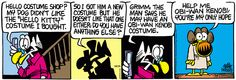 Mother Goose and Grimm By Mike Peters.