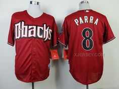 http://www.xjersey.com/diamondbacks-8-parra-red-cool-base-jerseys.html DIAMONDBACKS 8 PARRA RED COOL BASE JERSEYS Only 32.17€ , Free Shipping!