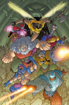 MASTERS OF THE UNIVERSE X