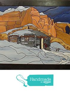 Canyon Cabin in the Southwest, Wood Sculpture Wall Decor, Wall hanging Wall Art from Gallery At Kingston http://www.amazon.com/dp/B016BTRRUY/ref=hnd_sw_r_pi_dp_zUCpwb1GFJBQE #handmadeatamazon