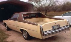 wow when were these made? cadillac el camino