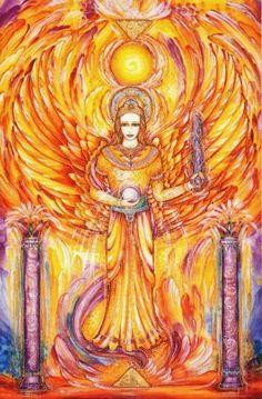 Un espacio para el Alma......: Entretejido del Alma- Fusionándose al YO Soberanía...