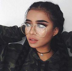 Imagen de girl, fashion, and makeup