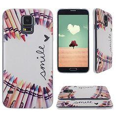 Asnlove per Samsung Galaxy S5 I9600 Custodia Cover Della Gel TPU silicone gomata flessibile case protettiva posteriore casso designo vari colori-Della penna di colore Asnlove http://www.amazon.it/dp/B0152XDSUI/ref=cm_sw_r_pi_dp_Vm5Kwb0PR4KBX