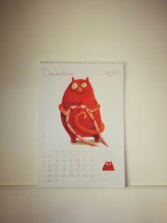 """Calendarul """"Ilustrații"""" reprezintă un cadou simpatic pe care îl poți oferi angajaților sau colaboratorilor, la sfârșit sau început de an. Desenele amuzante le va aduce buna dispoziție în momentele de stres de la birou. Detalii: info@samdam.ro #calendarepersonalizate #calendarfunny #calendare2019"""