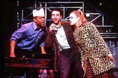 tick...tick...BOOM! - Jerry Dixon, Raúl Esparza & Amy Spanger