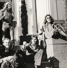 Hot Tuna, 1970 (jefferson airplane spin-off with jorma and jack)