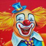 Falska clowner – tankadikt