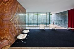 Barcelona Pavilion | Barcelona, Spain | Mies van der Rohe | Flickr - Photo Sharing!