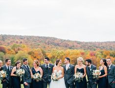 Classic Navy Wedding at a Maryland Winery - Inspired by This