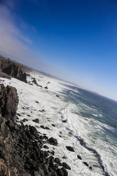 Northern California Coast by KISSINDREgrace