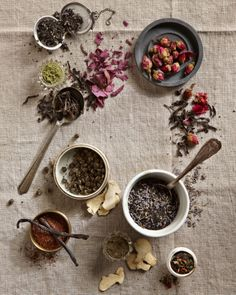 ritual of blending chai