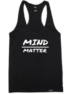 Mind over Matter! Top 50 Funny Workout Tanks
