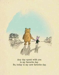 Pooh Love Quotes Cool Winnie The Pooh Love Quotelove Isn't Something You Have To