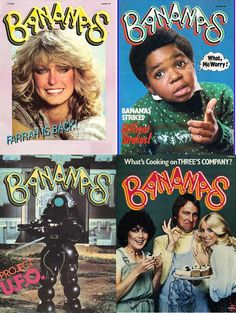 Bananas, 1975-1984 | 10 Dead (But Still Rad) Teen Magazines