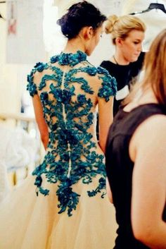 Marchesa Haute Couture | Marchesa Haute Couture
