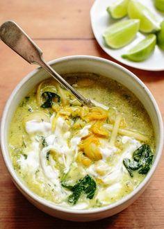 Recipe: Yotam Ottolenghi's Legume (Noodle) Soup