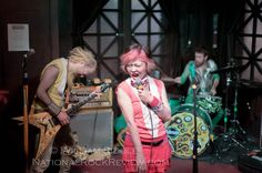 Concert Review: Peelander-Z, The Slants, The Mormon Trannys at the Hawthorne Theatre in Portland,OR on 19-Apr-2014