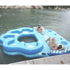 Ultimate river tube...OMG must have this!