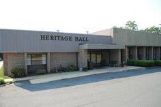 Heritage Hall Nursing Facility 400 W Strasburg Rd Front