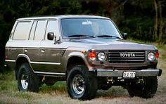 1987 Toyota Land Cruiser (FJ60)