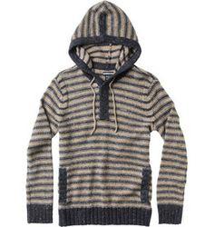 Shishaldin Hooded Sweater | RVCA