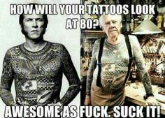 Things You Need to Know About Tattoos (19 Pics)