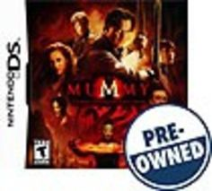The Mummy: Tomb of the Dragon Emperor — PRE-Owned - Nintendo DS
