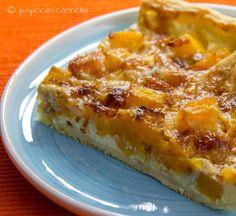 paprica e cannella BLOG: Torta integrale zucca e gorgonzola