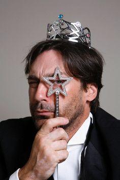 Jon Hamm, Princess.