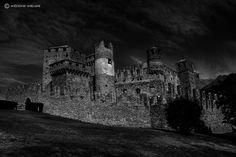 Castello di Fénis - Valle d'Aosta, Italy