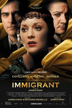 "The Immigrant -- This is what real life is really about. You do what you have to do for your family and yourself. If there really is a compassionate. loving ""God"", He or She will understand."