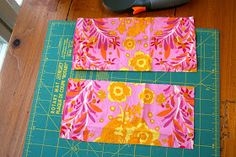 I found a great way to try a cathedral window with one simple useful square! I wanted to make a gift for a sewing friend, a master seamstre...