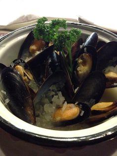 白酒煮淡菜 White Spirit and Mussel