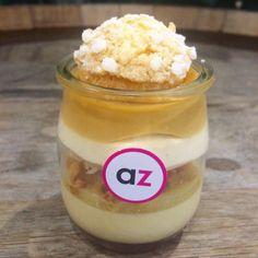Adriano Zumbo - Dessert - Croquembouche Verrine