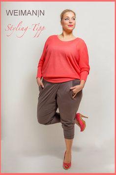 Plus Size Model Caterina Pogorzelski Plus Size Label Weimann