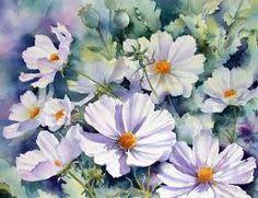 flowers paintings - Google-Suche
