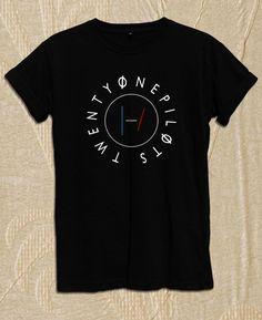 Twenty One Pilots Shirt Twenty One Pilots T Shirt Ready Size S,M,L,XL UniSex #Unbranded #UNISEXSHIRT
