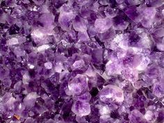 """AMETHYST~A stone of contentment and spiritual metamorphosis  Helps to encourage, support and maintain sobriety  Facilitates the use of """"common sense"""" and promotes good decision-making  Provides a calming and soothing influence while clearing unkind vibrations  Aids in the treatment of arthritis, headaches, insomnia and central nervous system"""