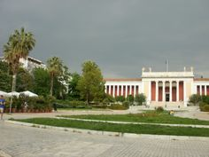 The National Archeological Museum, Athens. Life In Greece: Athens Mycenae, Mystery Of History, Capital City, Cairo, Santorini, Athens, Museums, Greece, Places To Go
