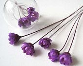 Items similar to Dried Violet Flower for Crafts and Mini Glass Bottle Decorations - 1 Pack (CHM-DVF) on Etsy Gypsy Style, Boho Gypsy, Bottle Jewelry, Mini Glass Bottles, Hair Accessories, Bottle Decorations, Unique Jewelry, Handmade Gifts, Flowers