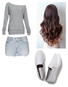 """""""How to cosplay as Donna from Minecraft Diaries"""" by atang-1 on Polyvore featuring Alloy Apparel, Keds, Topshop, women's clothing, women, female, woman, misses and juniors"""