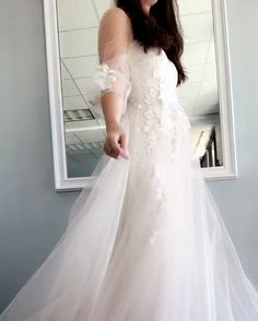 """28 Likes, 2 Comments - Serendipity Bridal (@serendipitybridalaustin) on Instagram: """"How could we not play dress up while we had the dreamy #callowaygown from @tara_lauren in store?…"""" . . . . . #taralauren #tlbabe #taralaurenbride #bride #wedding #weddingdress #weddinginspo #weddingideas #weddinginspiration #weddingphotography #bohobride #bohemian #boho #rustic #stylemepretty #greenweddingshoes #magnoliarouge #hellomay #california #californiawedding #bohowedding #vintage #summerwedding"""