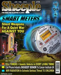 sheeple - smart meters
