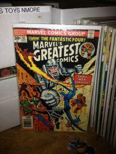 MARVEL'S GREATEST COMICS #65 MARVEL COMICS