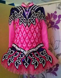 Devlin Irish Dance Solo Dress Costume