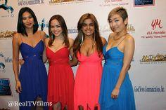 Blush, Victoria Chan, Jo Hae Lee, Alisha Budhrani, Natsuko Danjo, Backstage Movieguide® Awards Gifting Suite