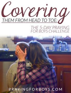 Praying for Boys by Brooke McGlothlin