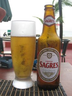 Portuguese Beer :)