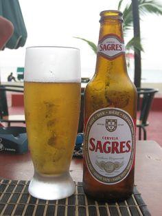 cerveza portuguesa sagres
